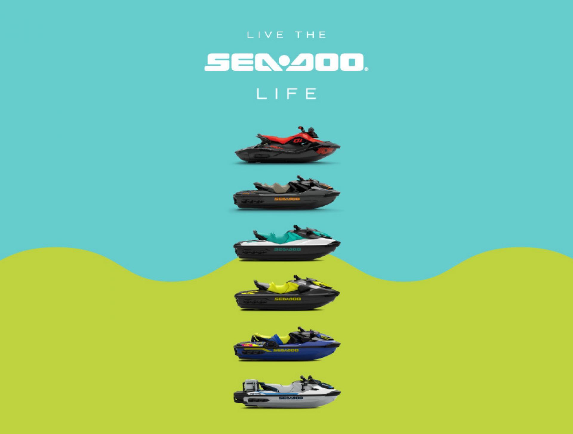 Sea-Doo Life Cover Image